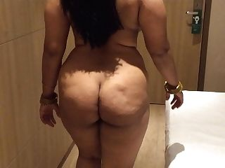 Indian Desi Wifey Aunty Sexy Flash
