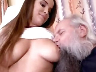 Advisor Fuck To Doughter Hard-core Fuckfest With Horny Nymph