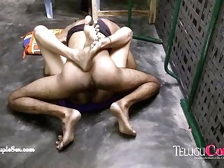 Indian Telugu Duo Fucking Hard